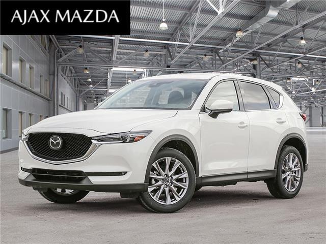 2021 Mazda CX-5 GT (Stk: 21-1598) in Ajax - Image 1 of 23