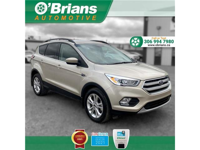 2017 Ford Escape SE (Stk: 14581A) in Saskatoon - Image 1 of 23