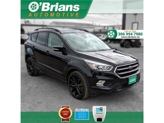 2018 Ford Escape Titanium (Stk: 14617A) in Saskatoon - Image 1 of 23