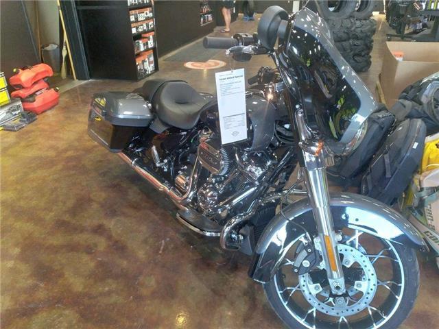 2021 Harley-Davidson FLHXS - Street Glide® Special  (Stk: 2021FLHXS8394) in Yorkton - Image 1 of 3