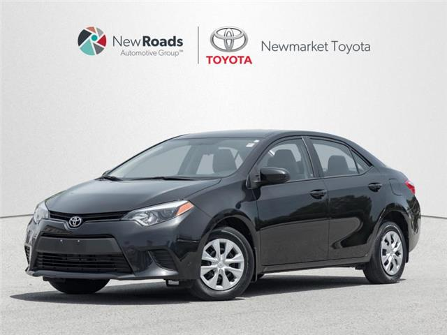 2016 Toyota Corolla CE (Stk: 362651) in Newmarket - Image 1 of 20