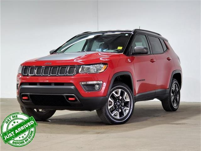2018 Jeep Compass Trailhawk (Stk: D2051A) in Saskatoon - Image 1 of 19