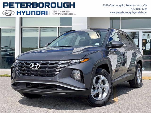 2022 Hyundai Tucson Preferred (Stk: H13019) in Peterborough - Image 1 of 30