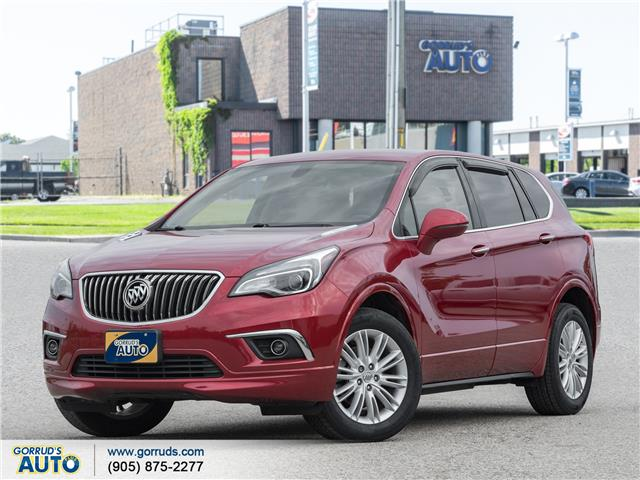 2017 Buick Envision Preferred (Stk: 041727) in Milton - Image 1 of 21