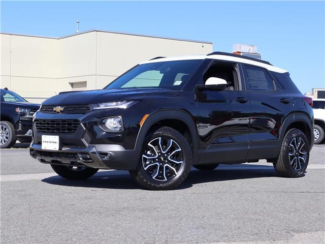 2021 Chevrolet TrailBlazer ACTIV (Stk: 1208170) in Langley City - Image 1 of 29