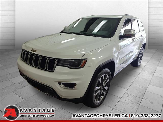 2018 Jeep Grand Cherokee Limited (Stk: 0986) in La Sarre - Image 1 of 21