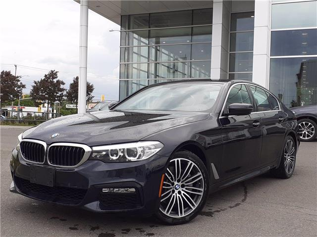 2018 BMW 530i xDrive (Stk: P9626C) in Gloucester - Image 1 of 27