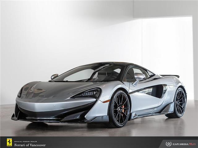 2019 McLaren 600LT Coupe (Stk: C0150) in Vancouver - Image 1 of 10