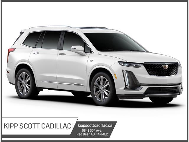 New 2021 Cadillac XT6 Premium Luxury Platinum Package - Red Deer - Kipp Scott GMC Cadillac Buick
