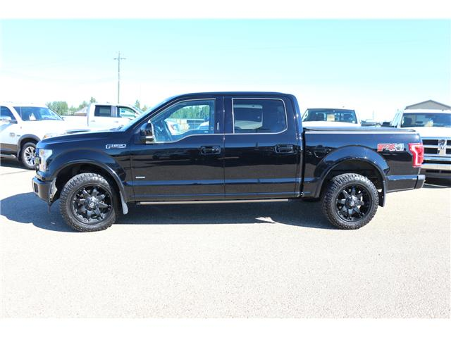 2017 Ford F-150 Lariat (Stk: MP103) in Rocky Mountain House - Image 1 of 18