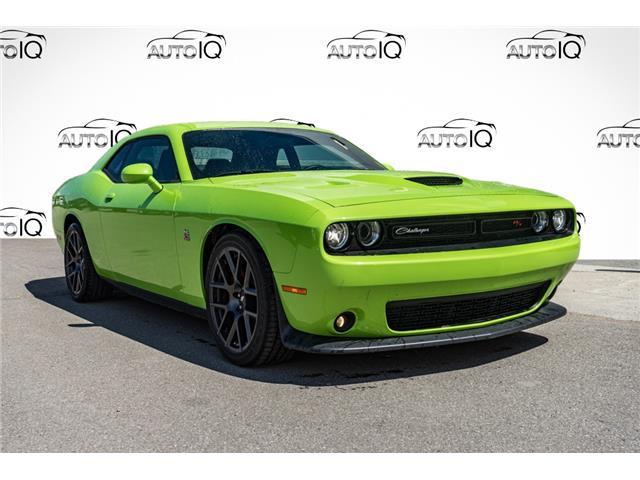 2019 Dodge Challenger Scat Pack 392 Green