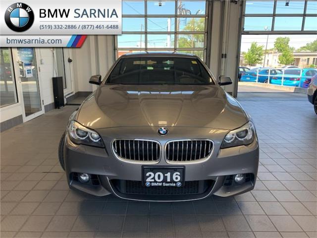 2016 BMW 528i xDrive (Stk: BU900) in Sarnia - Image 1 of 10