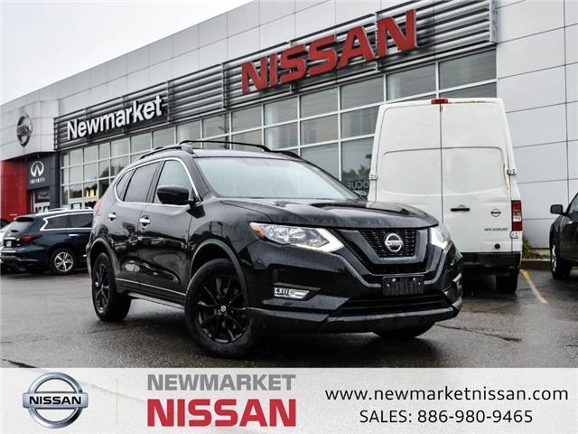 2018 Nissan Rogue Midnight Edition (Stk: UN1271) in Newmarket - Image 1 of 20