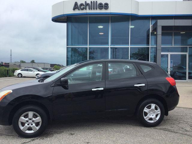 2010 Nissan Rogue S (Stk: P6013A) in Milton - Image 1 of 17