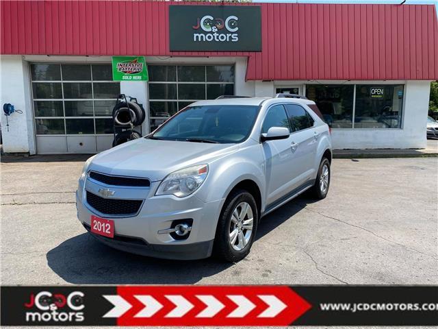 2012 Chevrolet Equinox 1LT (Stk: ) in Cobourg - Image 1 of 18