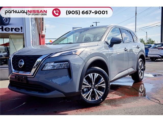 2021 Nissan Rogue SV (Stk: N21280) in Hamilton - Image 1 of 23