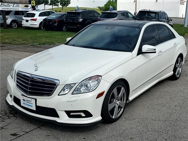 2011 Mercedes-Benz E-Class Base (Stk: 365415) in Kitchener - Image 1 of 25