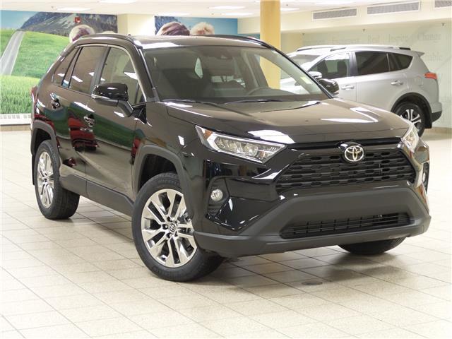 2021 Toyota RAV4 XLE (Stk: 211426) in Calgary - Image 1 of 22