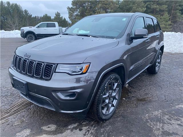 2021 Jeep Grand Cherokee Limited (Stk: 21018) in Meaford - Image 1 of 14