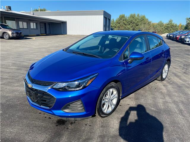 2019 Chevrolet Cruze LT (Stk: 48439R) in Meaford - Image 1 of 9