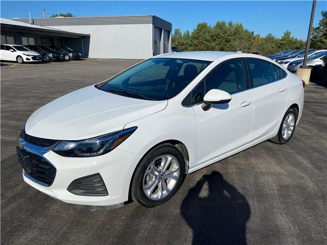 2019 Chevrolet Cruze LT (Stk: 24500R) in Meaford - Image 1 of 9