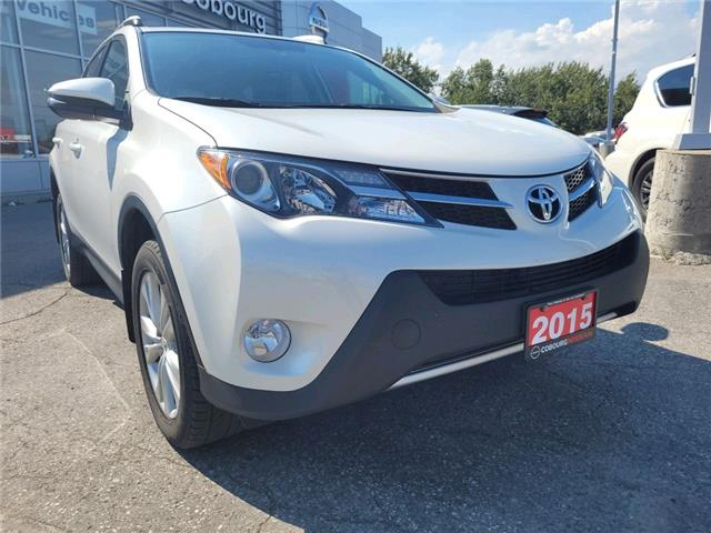 2015 Toyota RAV4 Limited (Stk: CMW314901A) in Cobourg - Image 1 of 14
