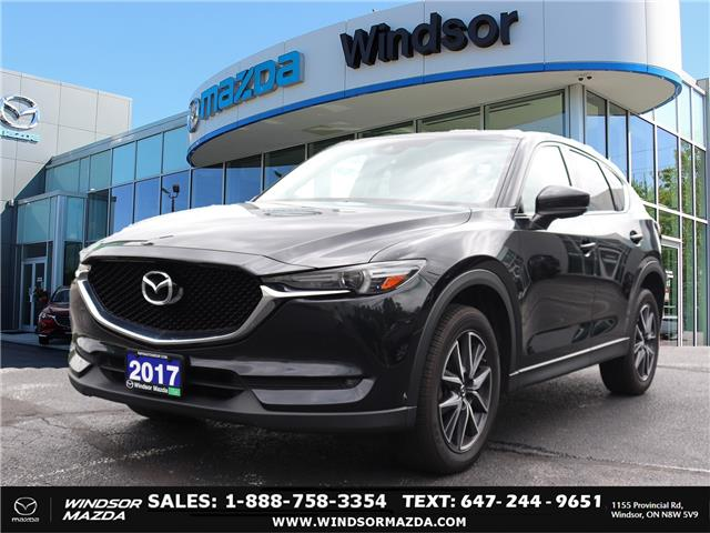 2017 Mazda CX-5 GT (Stk: PR76881A) in Windsor - Image 1 of 24