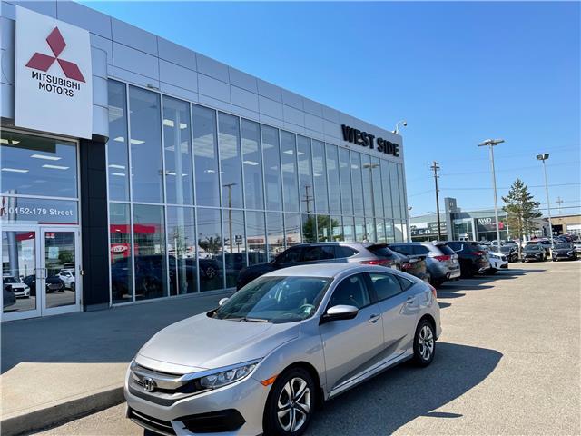 2017 Honda Civic LX (Stk: BM4182) in Edmonton - Image 1 of 22