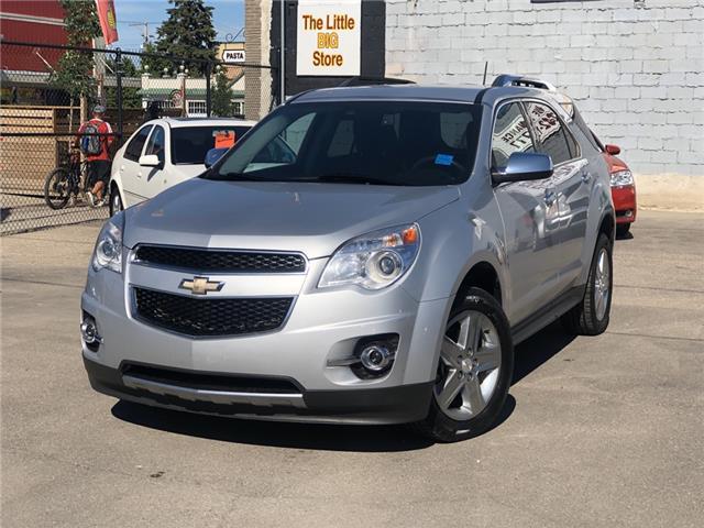 2015 Chevrolet Equinox LTZ (Stk: BP1356) in Saskatoon - Image 1 of 16