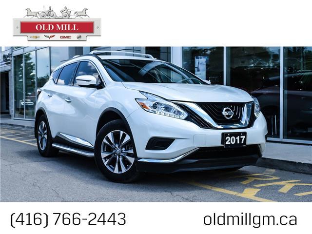 2017 Nissan Murano S (Stk: 132523U) in Toronto - Image 1 of 48