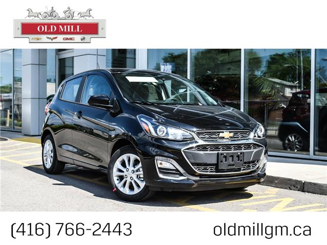 2021 Chevrolet Spark 1LT CVT (Stk: MC223485) in Toronto - Image 1 of 21