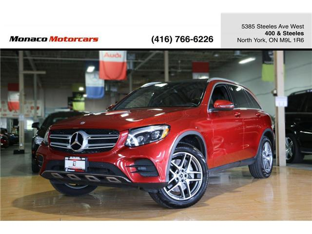 2017 Mercedes-Benz GLC 300 Base (Stk: STOCK-34) in North York - Image 1 of 30