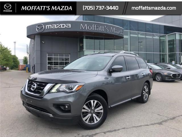 2017 Nissan Pathfinder SL (Stk: 29169A) in Barrie - Image 1 of 25