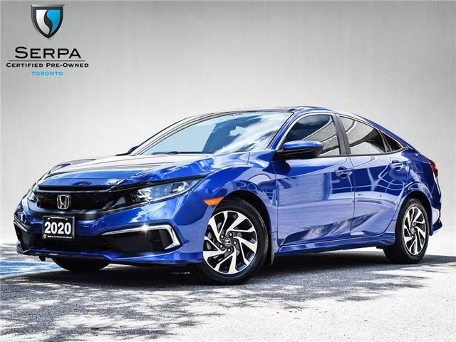 2020 Honda Civic EX (Stk: P9359) in Toronto - Image 1 of 24