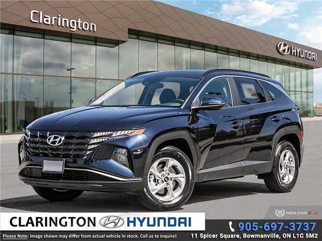 2022 Hyundai Tucson Preferred (Stk: 21396) in Clarington - Image 1 of 24