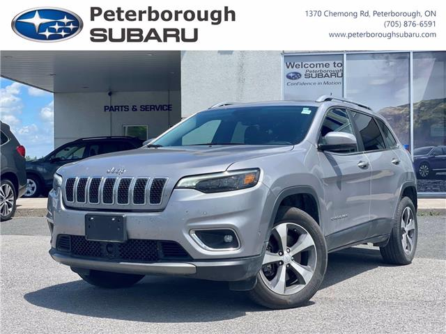 2019 Jeep Cherokee Limited (Stk: S4692A) in Peterborough - Image 1 of 30