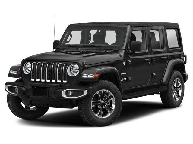2021 Jeep Wrangler Unlimited Sahara (Stk: ) in Kanata - Image 1 of 9