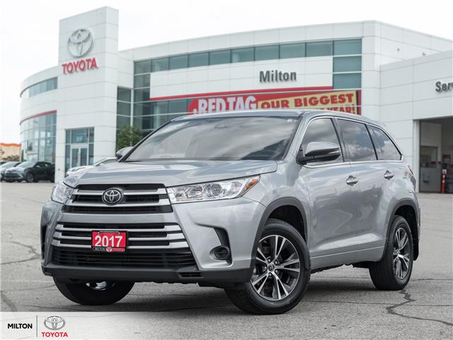 2017 Toyota Highlander LE (Stk: 482969A) in Milton - Image 1 of 24