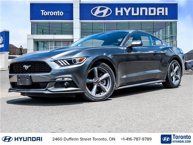 2016 Ford Mustang V6 (Stk: GU0162) in Toronto - Image 1 of 14