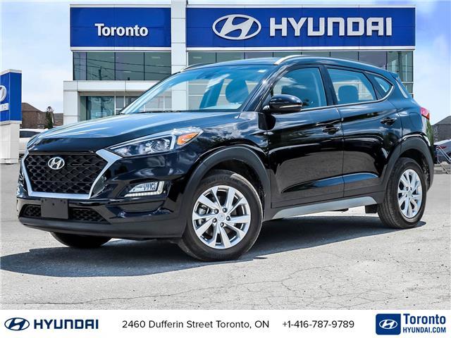 2019 Hyundai Tucson Preferred (Stk: U07217) in Toronto - Image 1 of 28