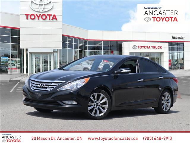 2013 Hyundai Sonata 2.0T Limited (Stk: B40) in Ancaster - Image 1 of 28