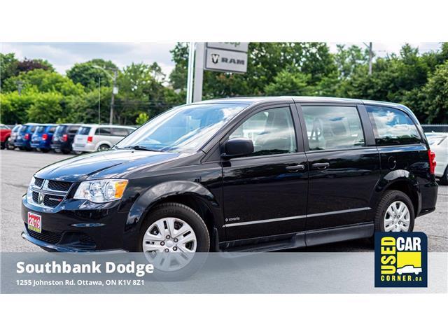 2019 Dodge Grand Caravan CVP/SXT (Stk: 923085) in OTTAWA - Image 1 of 21
