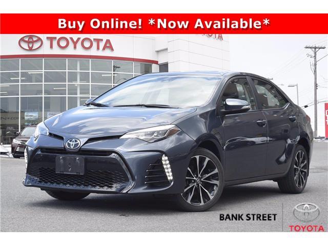 2017 Toyota Corolla SE (Stk: 19-29022A) in Ottawa - Image 1 of 24