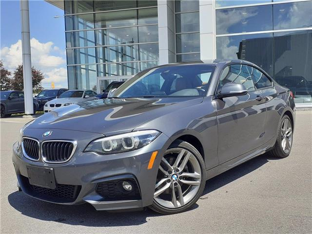 2019 BMW 230i xDrive (Stk: 14401A) in Gloucester - Image 1 of 23
