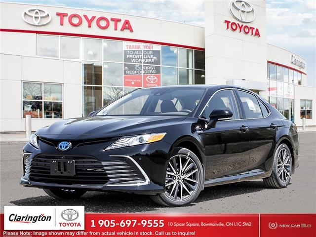 2021 Toyota Camry Hybrid XLE (Stk: 21591) in Bowmanville - Image 1 of 23