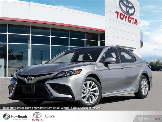 2021 Toyota Camry SE (Stk: 32693) in Aurora - Image 1 of 23