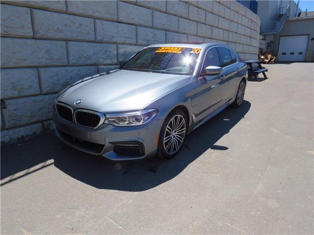 2020 BMW 5 Series 530e xDrive | Fully Loaded | Premium Leather | LOW (Stk: D10826P) in Fredericton - Image 1 of 18