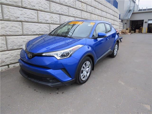 2019 Toyota C-HR BASE ONLY $79/wk ALL IN (Stk: D10772P) in Fredericton - Image 1 of 17