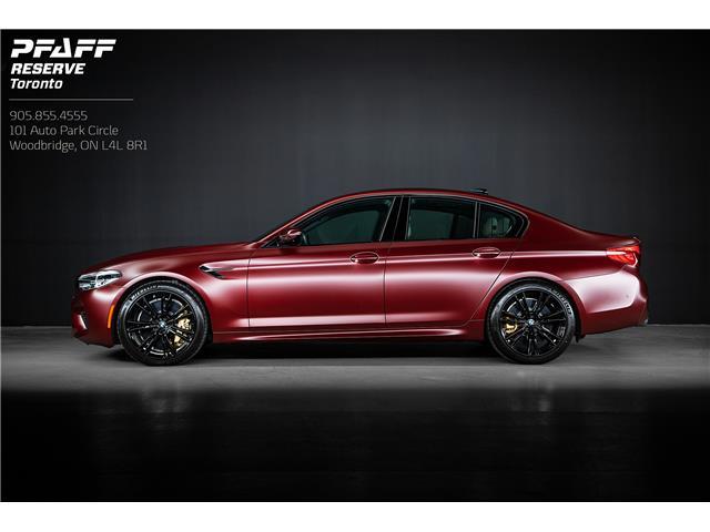 2018 BMW M5 First Edition (Stk: ES0008) in Woodbridge - Image 1 of 25
