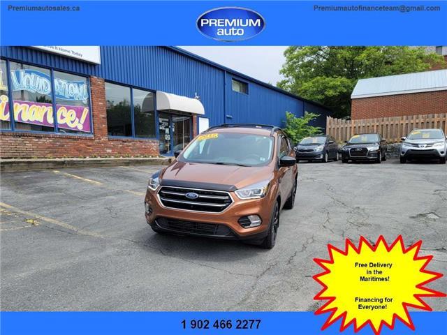 2017 Ford Escape SE (Stk: A85341) in Dartmouth - Image 1 of 20